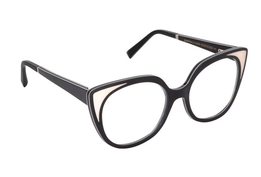 ANA 01, Gold & Wood glasses, luxury, opthalmic eyeglasses