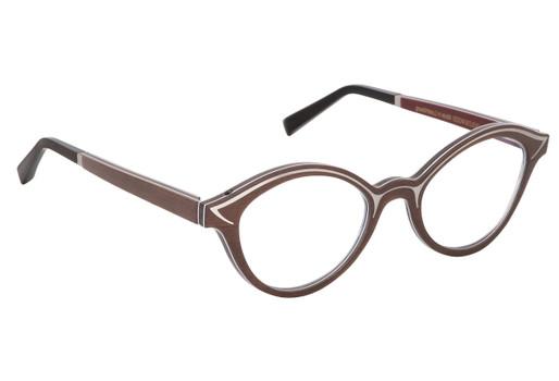 MYA 01, Gold & Wood glasses, luxury, opthalmic eyeglasses