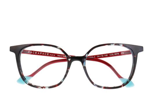 NORMA 4, Face a Face frames, fashionable eyewear, elite frames