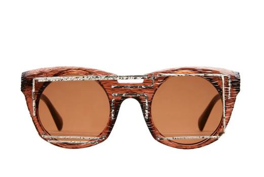U6 ARCHITECTURAL INSTINCT, KUBORAUM sunglasses, KUBORAUM eyewears, fashionable sunglasses, shades