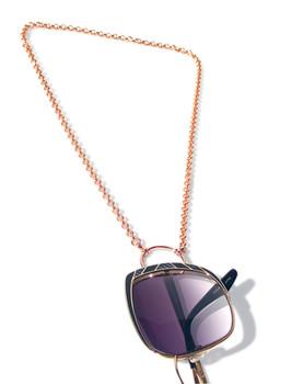 LA LOOP chain, euopean necklaces, opthamic accessories