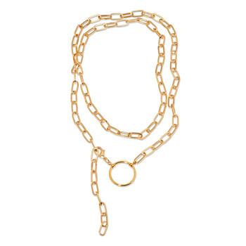 LA LOOP 889W Necklace, LA LOOP leash, celebrity styles, elite eyewear