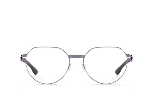 Ksenia E, ic! Berlin frames, fashionable eyewear, elite frames