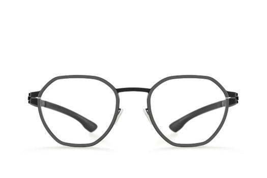 Carbon, ic! Berlin frames, fashionable eyewear, elite frames