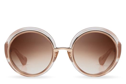 MICRO-ROUND SUN, DITA Designer Eyewear, elite eyewear, fashionable glasses