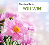 Nicole Abbott Just Won Her Choice of Anything From Our Mother's Day Page!