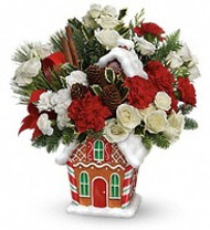 Limited Edition Christmas Themed Containers - Reserve Early!