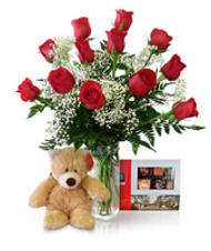 ♥ Announcing Flowers, Chocolates, Bears and ....Steak??? ♥