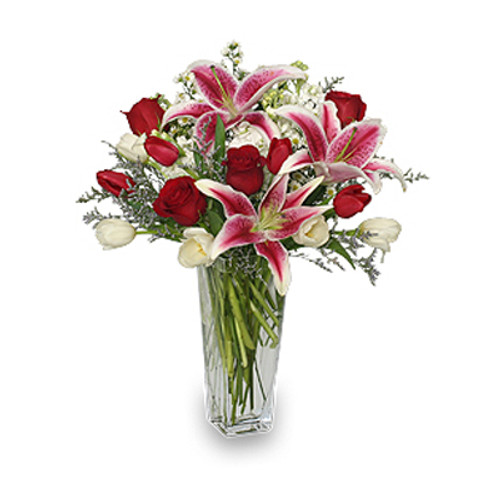 FANTASTIC FRAGRANCE Flower Arrangement
