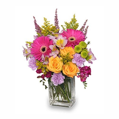 FRUIT COCKTAIL Floral Bouquet