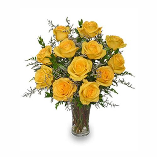Lemon Drop Roses
