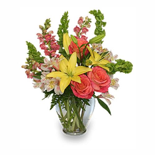 CAREFREE SPIRIT Flower Arrangement