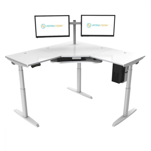 PowerLift®️ Corner Standing Desk