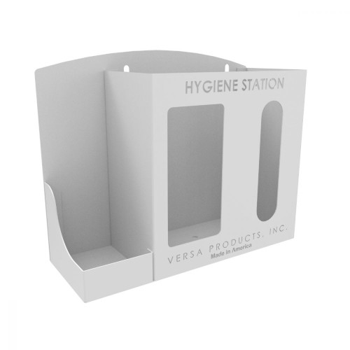 PPE - Wall Mount Hygiene Station