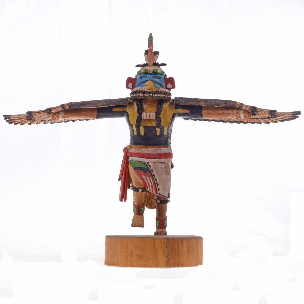 9 INCH Eagle Dancer Kachina