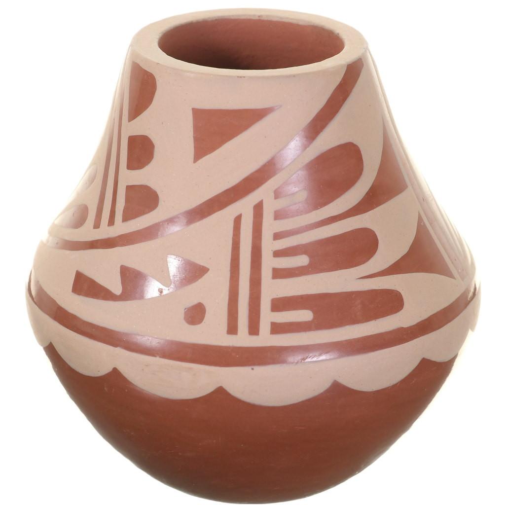 san ildefonso pottery Small Pot