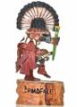 Hand Carved Milton Howard Authentic Kachina 23871