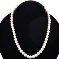 Navajo Freshwater Pearl Necklace 17584