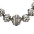 Navajo Bench Bead Necklace 23715