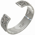 Traditional Indian Silver Bracelet 12782