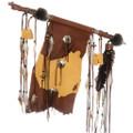 Native American Ceremonial Peace Pipe 20401