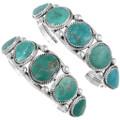 High Grade Arizona Turquoise Gemstone Bracelets 23239