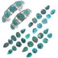 Native American Turquoise Cuff Bracelet 23239