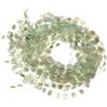 10mm x 10mm Fluorite Beads 16 inch Long Strand