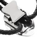 Sterling Silver Bear Claw Bolo Tie 23415