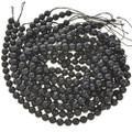 12mm Blue Tiger Eye Beads 16 inch Long Strand