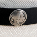 Indian Head Nickel Hatband 24272