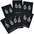 Bear Paw Southwest Earrings 26277