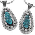 Natural Arizona Turquoise Jewelry 23647
