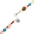 Gemstone Bead Necklace 19499