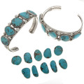 Variations in Turquoise Stones 21127