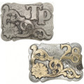 Silver or Gold Initials 25735