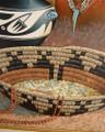 Navajo Wedding Basket 21108