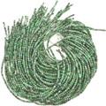 4mm Chrysotine Beads 16 inch Strand