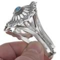 Navajo Concho Santa Fe Bracelet 13132