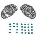 Assorted Turquoise Stones 13132