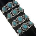 Turquoise Silver Bracelet 27166