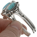 Sonoran Turquoise Cuff 27166