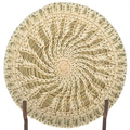 Papago Handwoven Shallow Bowl Basket 22547