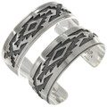 Sterling Traditional Cuff 23746