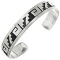 Hopi Patterned Bracelet 23601