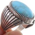 Navajo Big Boy Turquoise Jewelry 22431