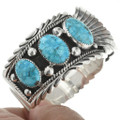 Genuine Turquoise Big Boy Watch Cuff 23462