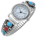 Turquoise Coral Ladies Watch 23014
