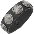 Authentic Indian Head Nickel Bracelet 24001