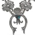 Turquoise Squash Blossom Jewelry 19683